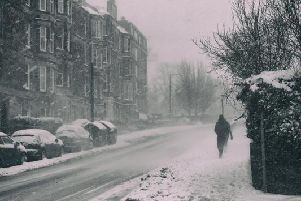 The North West is set to be hit by snow and ice this week, as temperatures plummet and weather warnings are put in place
