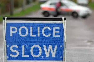 Whalley Road is closed from its junction with Primrose Road.