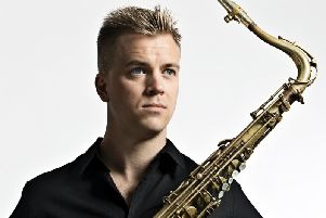 Marius Neset will perform at the 2019 Ribble Valley Jazz Festival. (s)