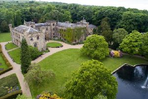 Towneley Hall and Park