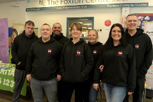 Members of Lancashire User Forum (LUF)