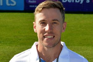 Logan van Beek, who played for the Netherlands in the 2014 T20 World Cup