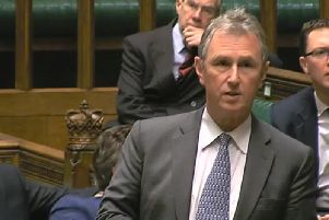 Ribble Valley MP Nigel Evans.