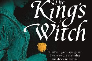 The Kings Witch by Tracy Borman