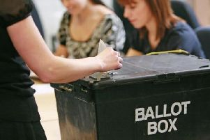 The pensioner, who said she has voted in every election since she was 18, took a taxi to her local polling station in Pendle, only to be told that she could not vote.
