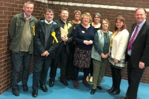 An excellent result for the local Lib Dems