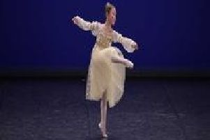 Performers from Clitheroe's Moorland International Ballet Academy are putting on a classical show at Burnley Mechanics. (s)