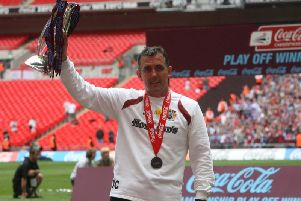 Former Burnley boss Owen Coyle