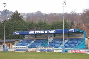New Matlock Town assistant says promotion has to be the aim.