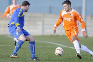 Kurt Willoughby's journey up the non-league pyramid began at AFC Blackpool