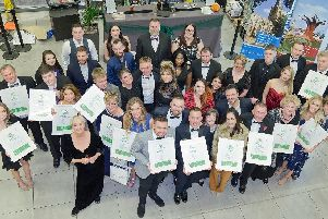 The finalists in this year's Chesterfield Food and Drink Awards have been announced.