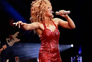 The ultimate tribute concert pays homage to music icon Tina Turner
