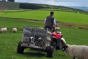 Police are warning people in rural areas of the Fylde after a number of quad bikes and ride-on mowers were stolen from farms Out Rawcliffe