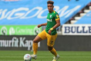 Callum Robinson has left Preston to join Sheffield United
