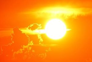 It looks like the predicted heatwave will be short-lived.