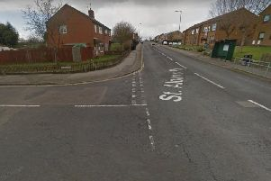 The junction of Cantrell Road and St Albans Road