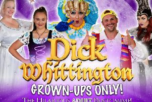 Dick Whittington is coming to the Colne Muni