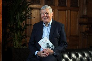 Former Hull West and Hessle MP Alan Johnson. Pic: Tony Johnson