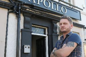 James Warner, pictured, said the incidents had had a devastating effect on the business.