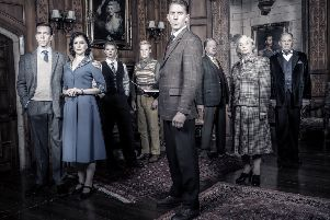 The Mousetrap. Photo by Johan Persson.