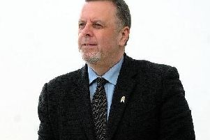 West Yorkshire Police and Crime Commissioner Mark Burns Williamson a
