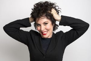 Ruby Wax. Photo by Steve Ullathorne.