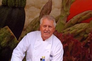 Brian Turner CBE has appeared on Ready Steady Cook, Saturday Kitchen and This Morning.