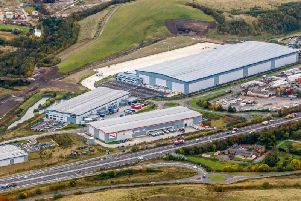 The 200-acre Markham Vale development near Bolsover is Derbyshire County Councils flagship business project.