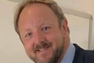 Chesterfield MP Toby Perkins