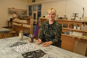 Louise Smith set up the studio in Prestons former Saul Street Clinic