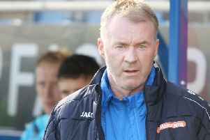 Chesterfield boss John Sheridan.