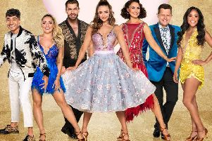 The Strictly Live Tour comes to Nottingham in February