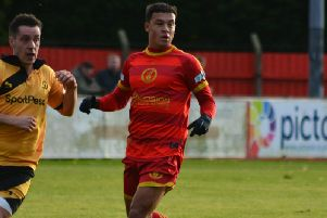 Reco Fyfe was among those to go close for the Robins.