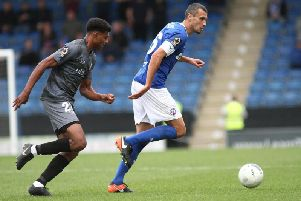 Chesterfield defender Haydn Hollis says the Spireites can still make the National League play-offs.