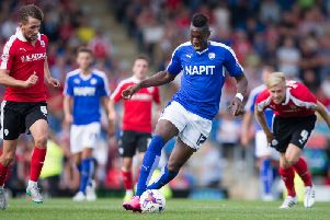 Armand Gnanduillet is being linked with a move to Derby County.