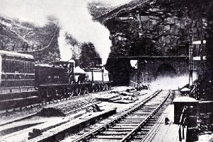Should rail services be restored through the Woodhead Tunnel?