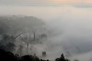 Freezing fog is set to lift
