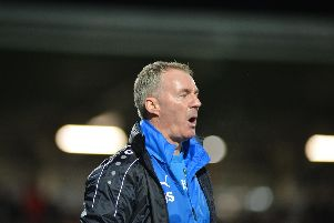 John Sheridan has dismissed suggestions his players are not fit enough.