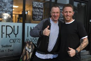 Martin James and Dixie Dawson are offering free food and hair cuts to homeless people this Christmas.
