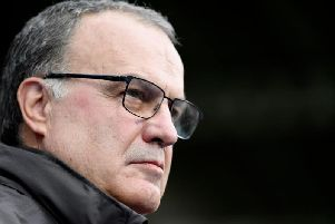 Leeds United head coach Marcelo Bielsa is preparing to face Hull City on Tuesday evening. (Pic: Getty)
