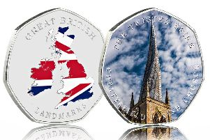 The Twisted Spire coin has now been removed from sale.