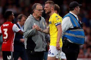 Marcelo Bielsa says he will not take risks with Liam Cooper's fitness at home to Cardiff City