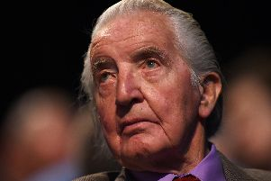 Dennis Skinner (photo: OLI SCARFF/AFP via Getty Images).