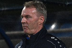 Chesterfield boss John Sheridan is under pressure to turn results around.