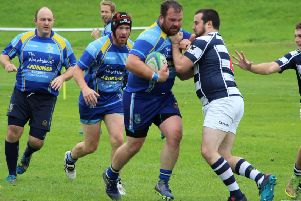 Garstang lost at the weekend