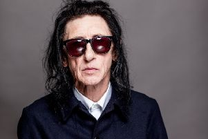 Dr John Cooper Clarke has just had his first book of poems published in 30 years.