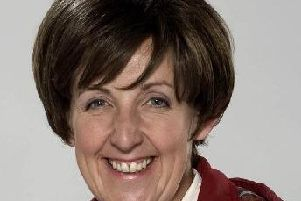 Julie Hesmondhalgh as Hayley Cropper in the ITV soap Coronation Street. (s)
