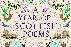A Year of Scottish Poems by Gaby Morgan