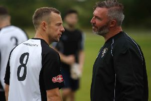 Lee Ashcroft saw his Longridge Town side defeat Prestwich Heys at the weekend