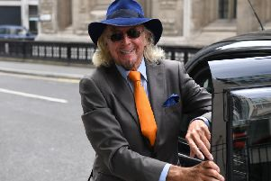 Owen Oyston is now no longer the owner of Blackpool FC. Pic CHRIS J RATCLIFFE/AFP/Getty Images)